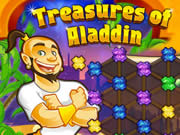 Treasures Of Aladdin
