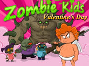 Zombie Kids. Valentine's Day