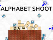 Alphabet Shooting