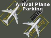 Arrival Plane Parking