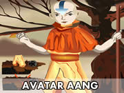 Avatar Aang Dress Up