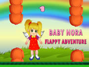 Baby Nora Flappy Adventure