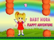 Baby Nora Flappy Adventure