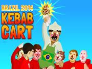 Brazil 2014 Kebab Cart