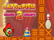 Cats'n'Fish 2 Circus Escape
