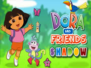 Dora And Friends Shadow