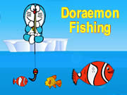 Doraemon Fishing Game
