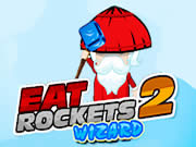 Eat Rockets 2 Wizard