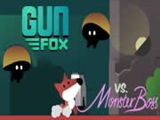 Gunfox vs Monster Boss