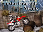 Industrial Site Stunts