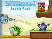 Laser Cannon 3 Level Pack