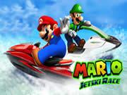 Mario Jetski Race