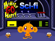 Monkey Go Happy Sci-Fi