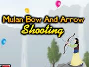 Mulan Bow And Arrow Shooting