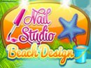 Nail Studio - Beach Design