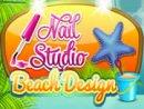 Nail Studio - Beach Design