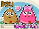 Pou Lovely Kiss