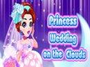 Princess Wedding On The Clouds