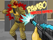Rambo Monster Mayhem