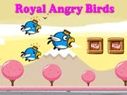 Royal Angry Birds