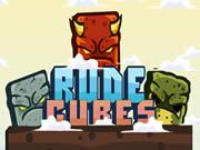 Rude Cubes