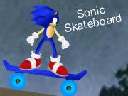 Sonic Skateboard