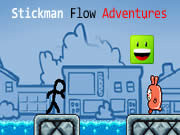 Stickman Flow Adventures