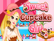 Sweet Cupcake Girl