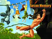 Tarzan Memory Game