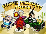 Three Thieving Thugs