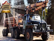 Timber Lorry Driver