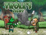 Trolls Fight