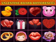 Valentine Board Difference