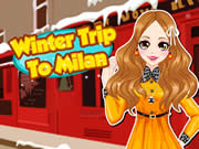 Winter Trip To Milan