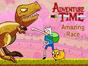 Adventure Time Amazing Race