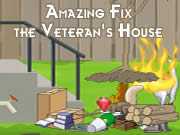 Amazing Fix - the Veteran's House