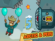 Amigo Pancho 5: Arctic And Peru