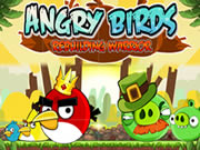 Angry Birds Rebuilding Warrior