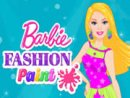 Barbie Fashion Paint