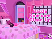 Battle Bedroom Clean Up