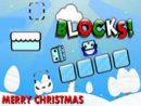 Blocks - Merry Christmas