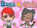 Boys & Girls. The Surpris