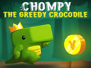 Chompy - The Greedy Crocodile