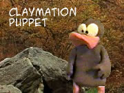 Claymation Puppet
