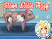 Clean Little Piggy