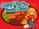 Clean Up For Santa Claus