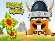 Digging Squirly