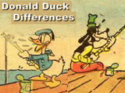 Donald Duck Differences