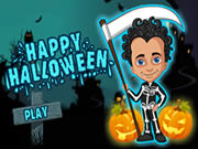 Happy Halloween Dress Up - Boy