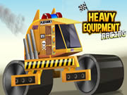 Heavy Equipment Racing